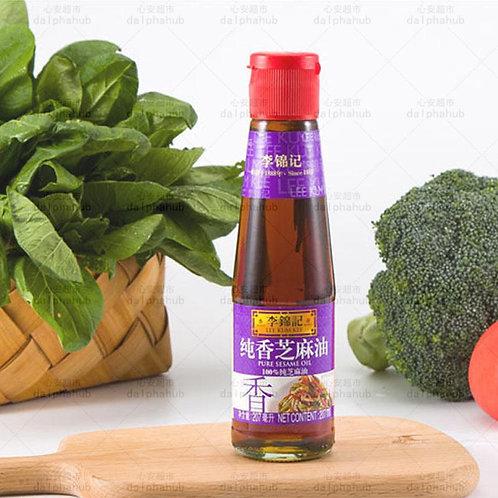 Sesame oil 李锦记纯香芝麻油410ml