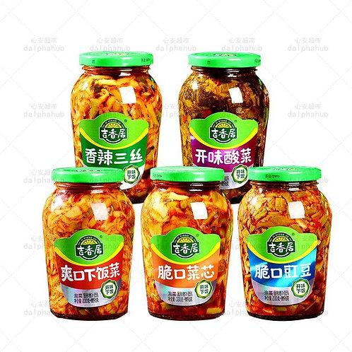 Refreshing pickle 吉香居开味下饭泡菜426g