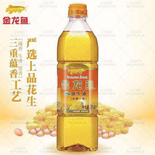 Peanut oil 金龙鱼特香花生油900ml