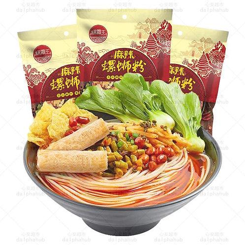luo ba wang rice noodles 螺霸王螺蛳粉麻辣味315g