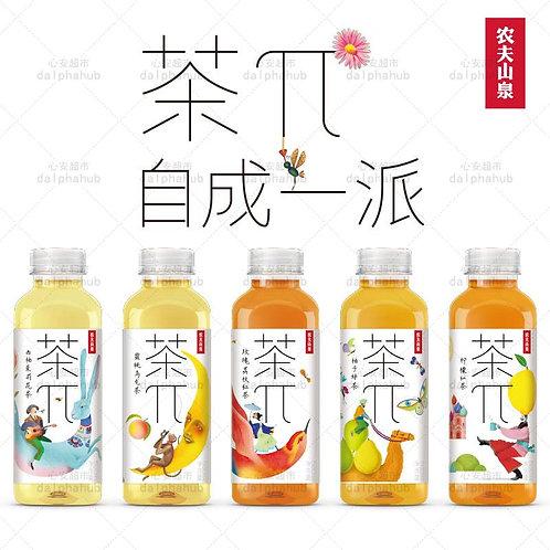 Fruit Flavored Tea 500ml 茶π多口味