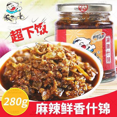 Spicy assortment 饭扫光麻辣什锦280g