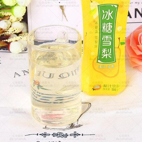 crystal sugar stewed snow pear 康师傅冰糖雪梨500ml