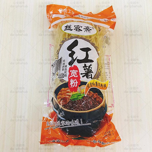 sikezhai dried noodles 丝客斋红薯宽粉300g