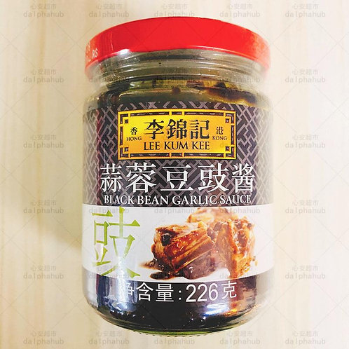 LEE KUM KEE garlic bean sauce 李锦记蒜蓉豆豉酱226g