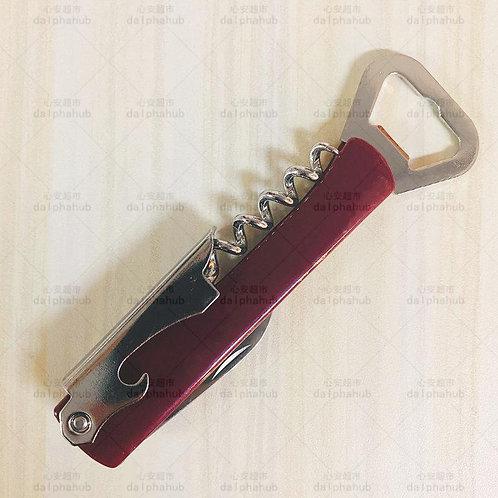 Multi-functional bottle opener 多功能开瓶器