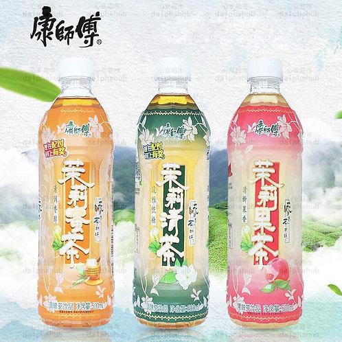 Jasmine flavor tea 康师傅茉莉味系列茶500ml