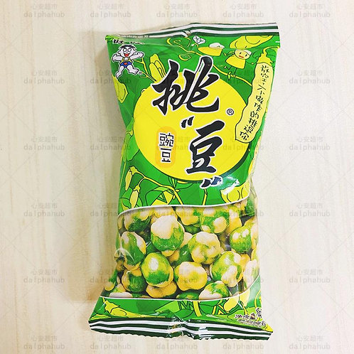 Wangwang Green Peas 45g 旺旺挑豆豌豆