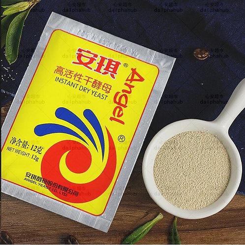 Dry yeast 安琪高活性干酵母12g
