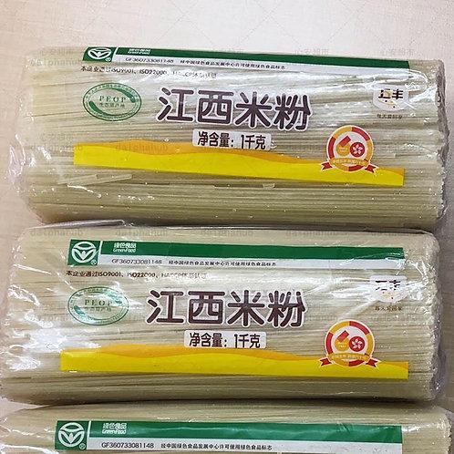 Jiangxi rice noodles 1kg 五丰江西米粉1kg