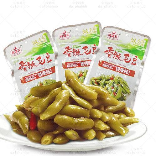 Spicy Beans 湘满天香辣毛豆30g