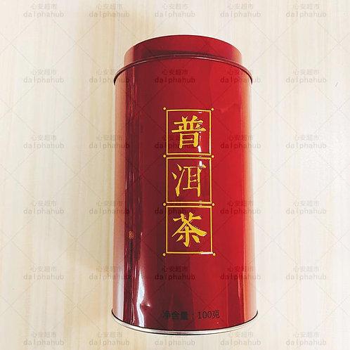 Puer Tea 闲时茗茶普洱