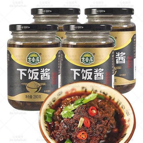 Appetizing sauce 吉香居瓶装下饭酱280g