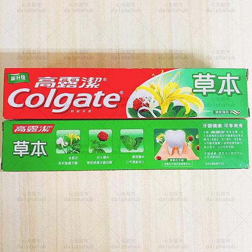 colgate toothpaste 高露洁清爽薄荷牙膏90g