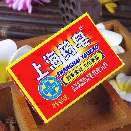 Medicated soap 上海药皂90g