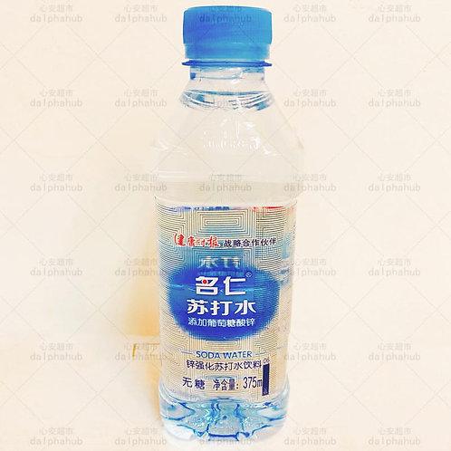 Mingren Soda Water 375ml 名仁苏打水375ml