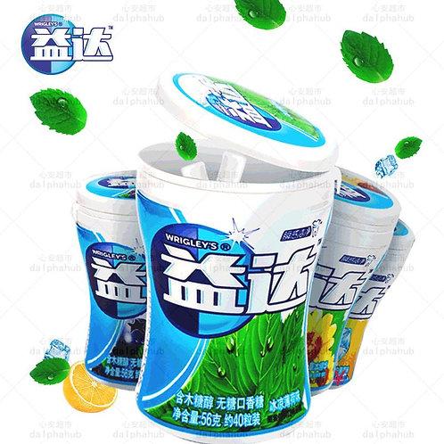 Sugar free chewing gum 益达无糖口香糖56g