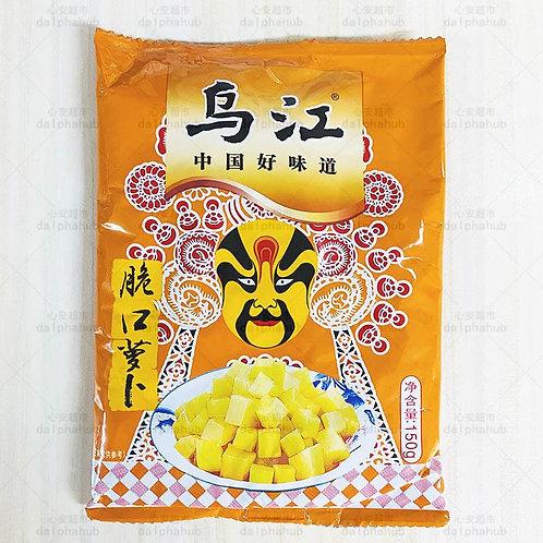 Crispy radish 150g 乌江脆口萝卜150g