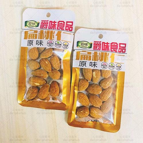 Caramel almonds 爵味扁桃仁15g