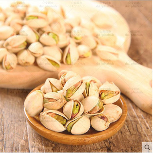 qiaqia salted pistachio 洽洽开心果108g