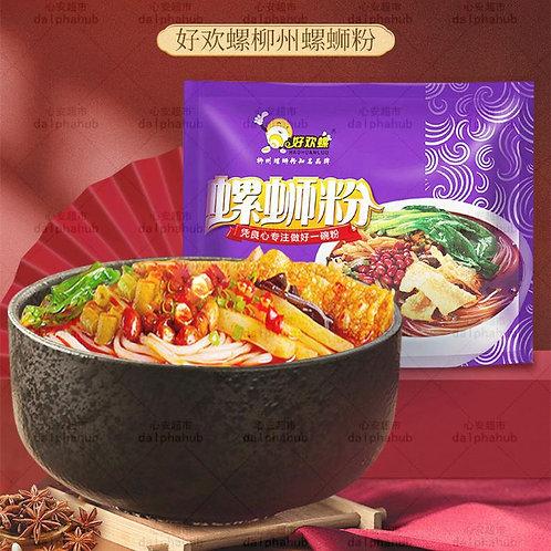 haohuanluo rice noodles 好欢螺螺蛳粉300g