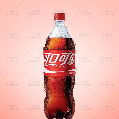 Coca Cola 1.25L 可口可乐1.25l