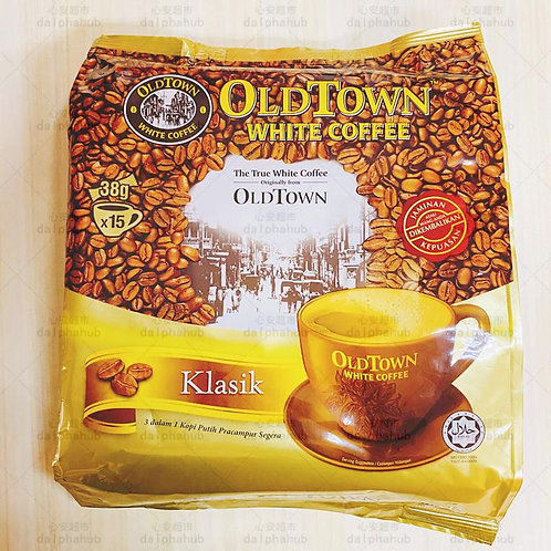 Old Town Coffee 旧街咖啡原味570g15包