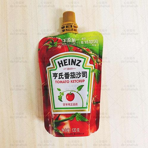 HEINZ tomato ketchup 亨氏番茄沙司120g