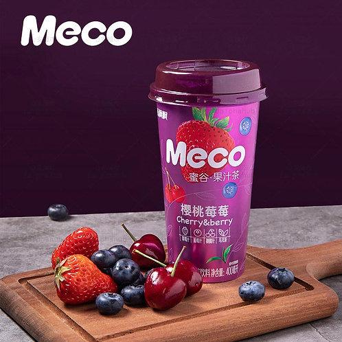 Meco Fragrant honey grain cherry berry 400ml 香飘飘蜜谷樱桃莓莓