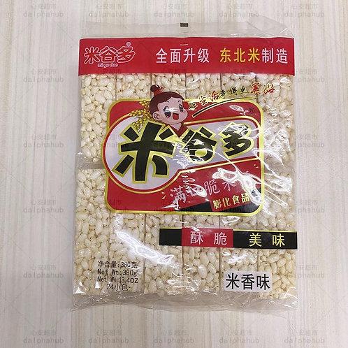 Miguduo Rice 米谷多满口脆米通380g