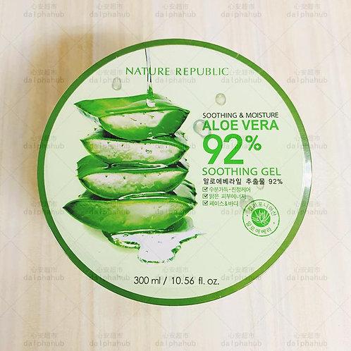 Aloe Vera Gel 芦荟胶300ml