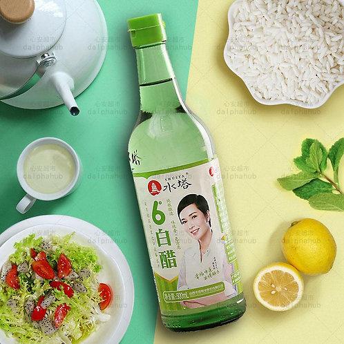 6°brewing White Vinegar 500ml 水塔6°酿造白醋500ml