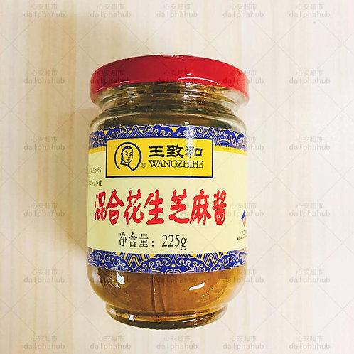 wangzhihe sesame paste 王致和混合芝麻酱225g