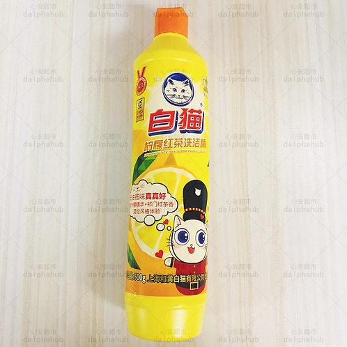 baimao dishwashing liquid 白猫洗洁精500g