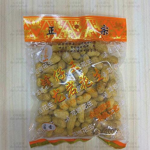Longyan Nuts 龙岩花生蒜香味200g