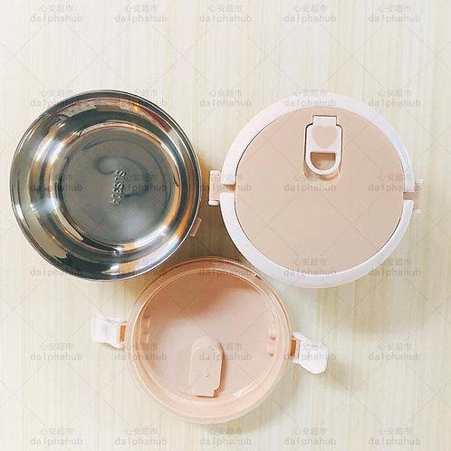 Single-layer insulation lunch box (round) 单层保温饭盒(圆)