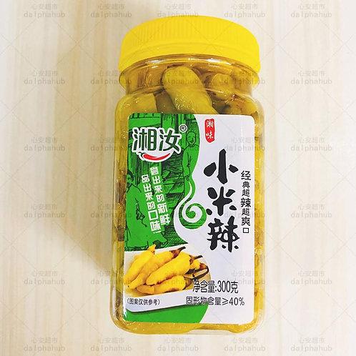 xiangru chili 湘汝小米辣300g