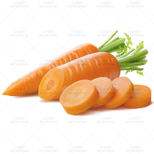 Carrot 1kg 胡萝卜(1公斤)