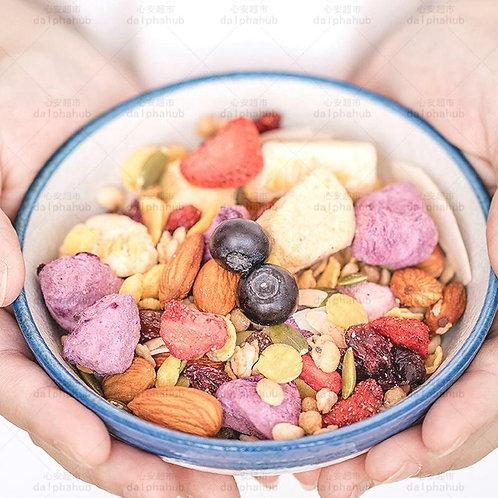 haomaiduo yogurt fruit granules 好麦多奇亚籽谷物酸奶水果麦片多口味330g