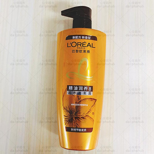LOREAL shampoo 欧莱雅润养洗发露700ml