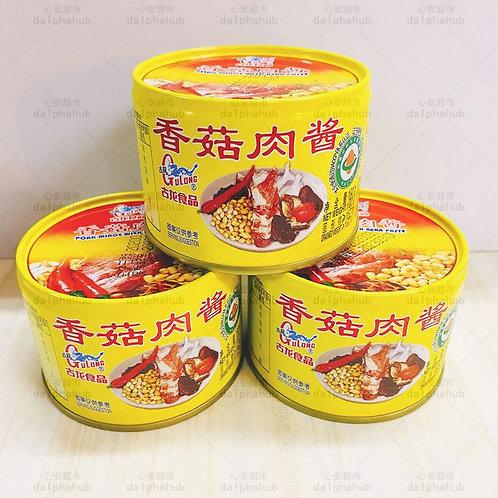 gulong mushroom meat sauce 古龙香菇肉酱180g