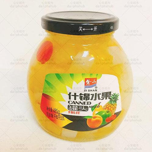 Purple Mountain Assorted Canned Food 485g 紫山什锦罐头485g