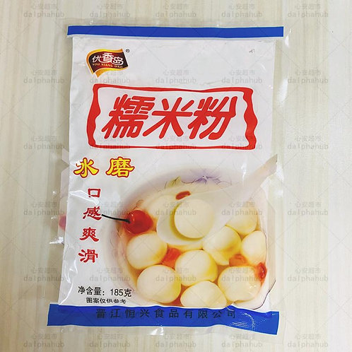 Glutinous rice flour185g 优香岛糯米粉185g