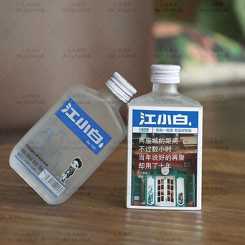 chinese wine 个性语录江小白白酒40度100ml