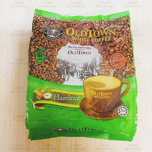 Old Town Coffee 旧街咖啡榛果味570g15包