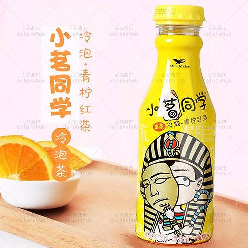 Xiaoming's cold lime black tea 480ml 小茗同学冷泡青柠红茶