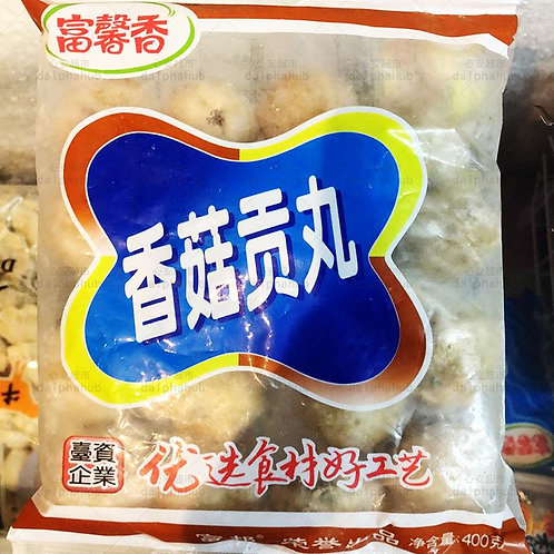 Mushroom Meatballs 富馨香香菇贡丸400g