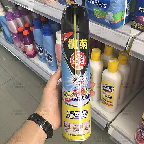 Insecticide 榄菊杀蟑金霸王杀虫剂600ml