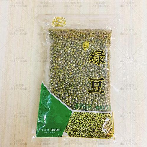 Mung bean 350g 侯爵客绿豆350g
