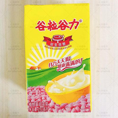 Peanut Concentrated Pulp 250ml 谷粒谷力花生浓浆250ml
